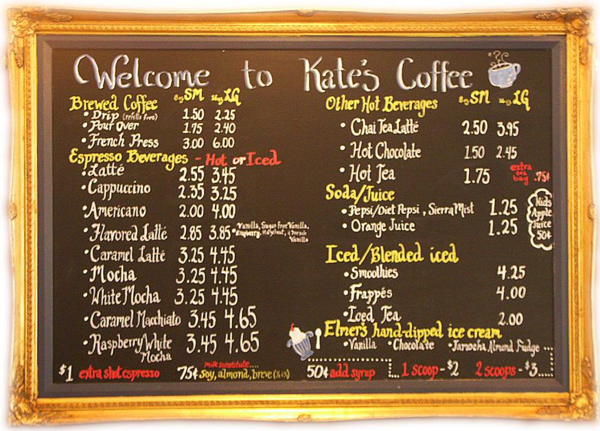 Kate's Coffee House at Oaks Crossing Augusta Missouri USA ...